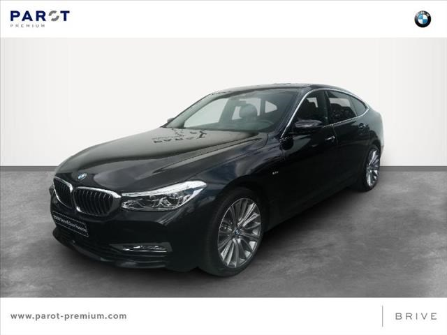 BMW 630 d xDrive 265 ch Gran Turismo Finition Luxury