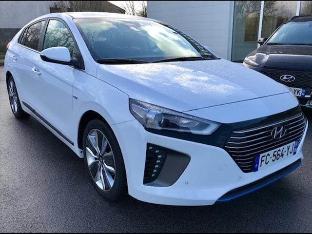Hyundai Ioniq Hybrid 141ch Creative  Occasion