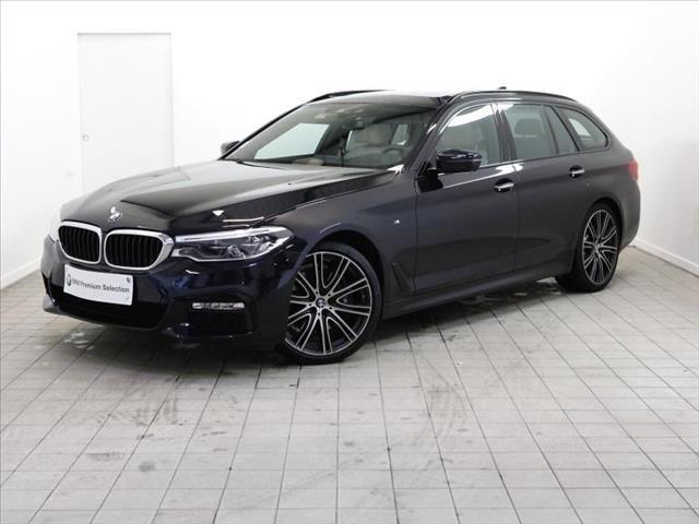 BMW SÉRIE 5 TOURING 530DA 265 M SPORT STEPTRO E6C