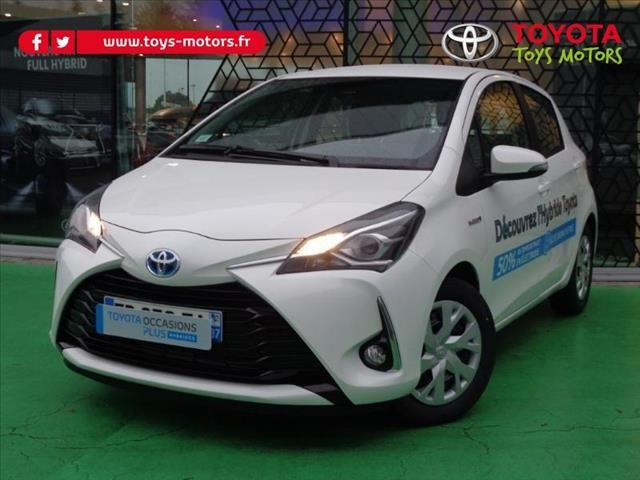 Toyota Yaris HYBRIDE MCH FRANCE BUSINESS RC