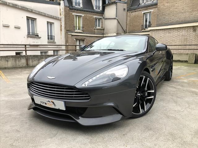 Aston martin VANQUISH V TOUCHTRONIC III