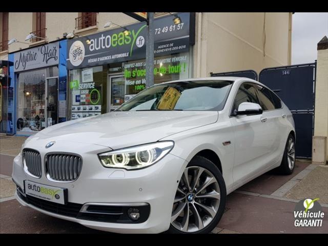 BMW 535 dA xDrive 313ch Luxury Gt  Occasion