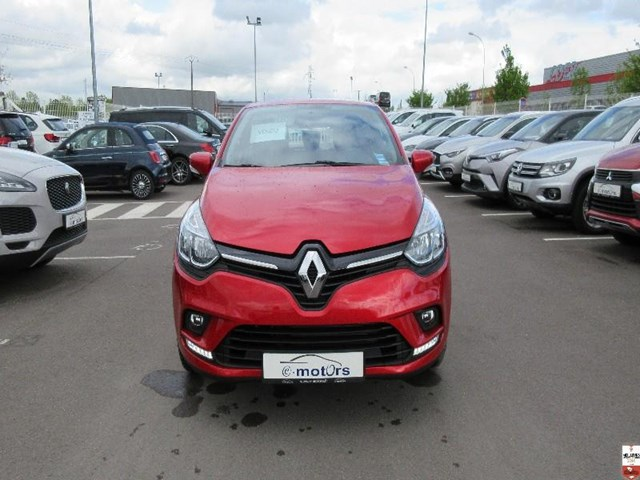 RENAULT Clio III Clio Limited Tce 90 + Gps, Clim Auto Et