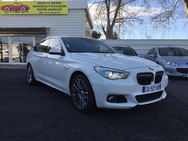 BMW 535 (F10) DA 313CH SPORT DESIGN  Occasion