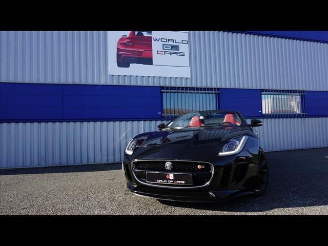 Jaguar F-type S V Occasion