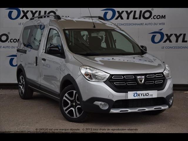 Dacia Dokker (2) Diesel 1.5 Blue DCI BVM5 95 Stepway GPS