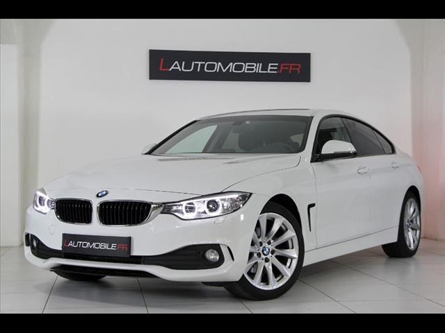 BMW (f36) GRAN COUPE 418D 150 LOUNGE  Occasion