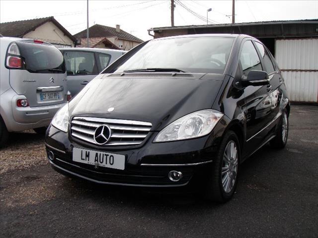 Mercedes-benz Classe a II ( CDI ELEGANCE CVT 5P