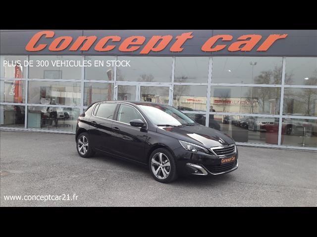 Peugeot 308 ii 1.6 BLUEHDI 120CH ALLURE+ JA17+TOIT PANO