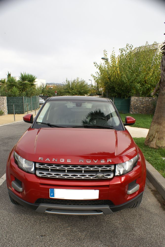 LAND-ROVER Range Rover Evoque Mark I SD4 Pure Pack Tech Pure