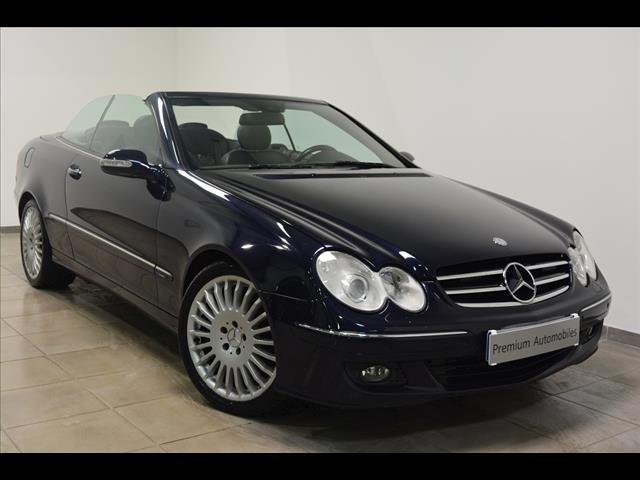 Mercedes-benz CLK cabriolet 320 CDI AVANTGARDE  Occasion