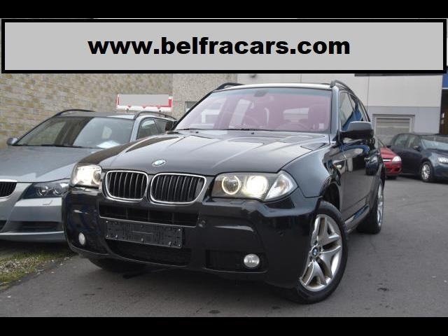 particulier vend auto occasion bmw x3 pack m pack aero. Black Bedroom Furniture Sets. Home Design Ideas