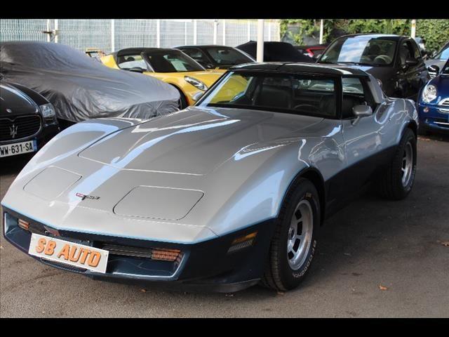 Chevrolet Corvette CI STINGRAY BOITE MECANIQUE
