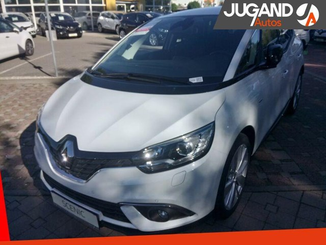 RENAULT Scenic TCE 140 EDC LIMITED DELUXE  Occasion