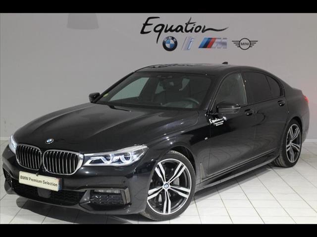 BMW SÉRIE LDA XDRIVE 265 M SPORT E6C  Occasion