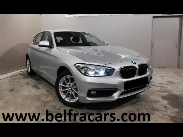 BMW 116a 116ch