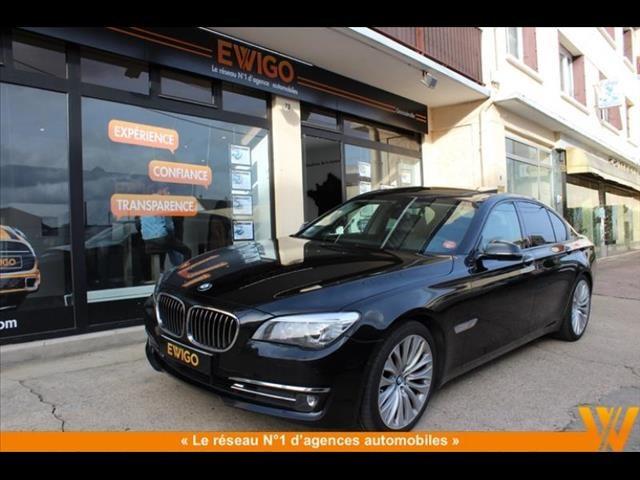BMW 740 F01 F02 dA xDrive 313 ch Exclusive Individual V