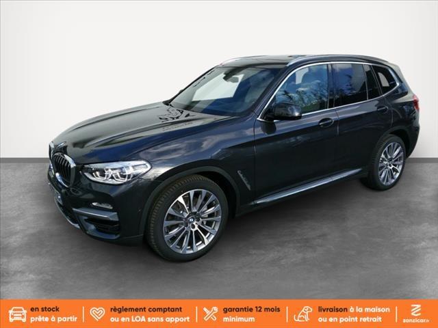 BMW X3 xDrive30dA 265ch Luxury Euro6d-T  Occasion