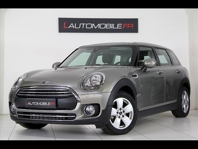 MINI Clubman Mini III ONE FINITION BUSINESS 102 BVA6 GPS