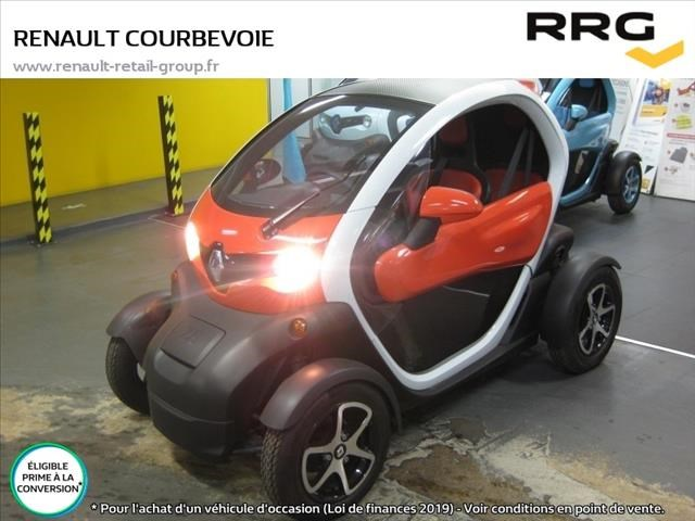 Renault Twizy INTENS ROUGE  Occasion