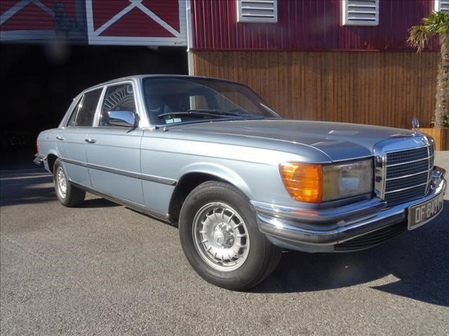 Mercedes-benz 280 se  Occasion