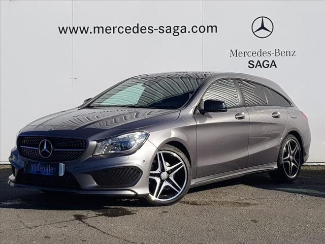 Mercedes-benz CLA SHOOTING BRAKE 200 CDI FASCINATION
