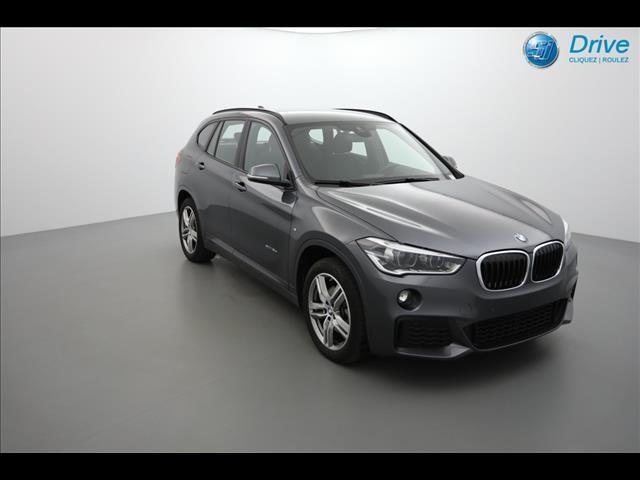 BMW X1 F48 xDrive 18d 150 ch BVA8 M Sport  Occasion