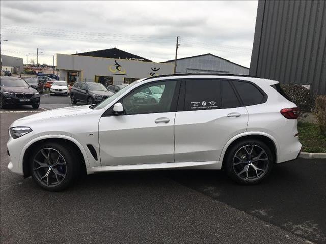 BMW X5 xDrive30d 265 ch M Sport  Occasion