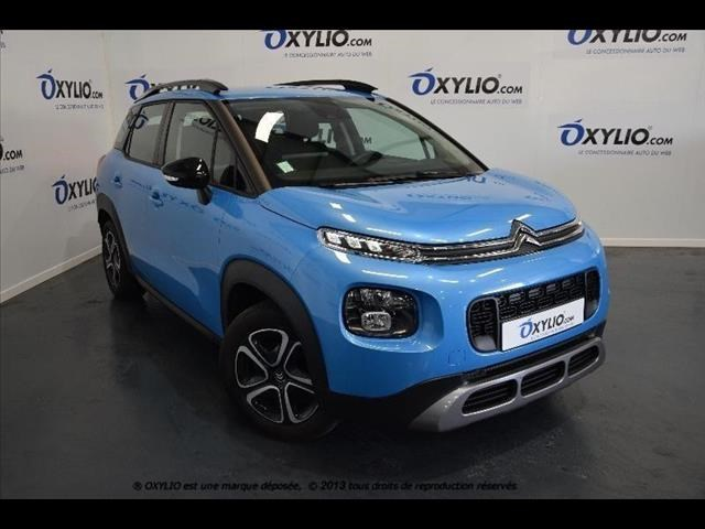 Citroen C3 aircross 1.6 BLUEHDI 120 S&S SHINE BUSINESS BV6