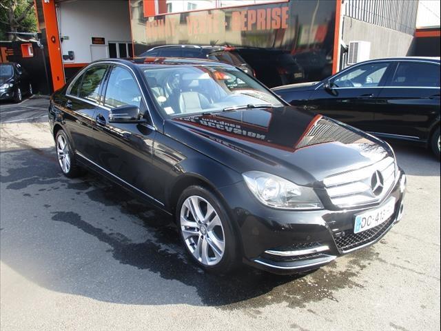 Mercedes-benz CLASSE C 220 CDI BUSINESS EXECUTIVE 7G