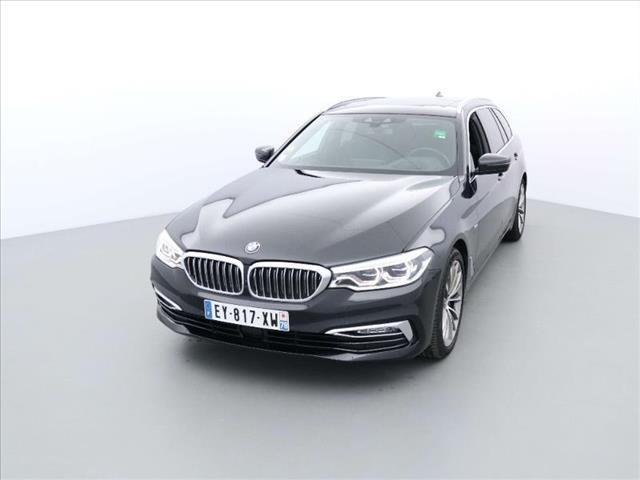 BMW SÉRIE 5 TOURING 530DA XD 265 LUXURY E6C  Occasion