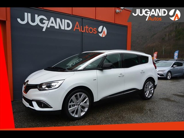 RENAULT Grand Scenic TCE 140 EDC LIMITED 7P  Occasion