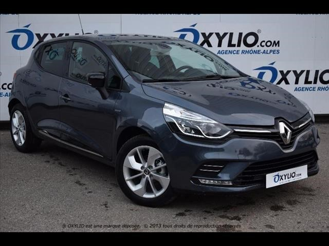 Renault Clio IV IV (2) 1.5 DCI Energy BVM5 90 Intens GPS