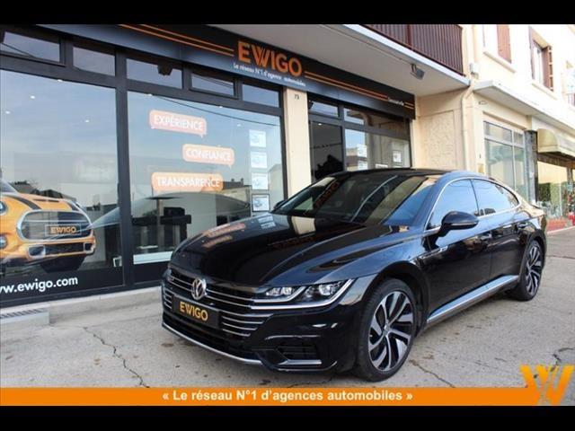 Volkswagen Arteon 150 ch R-line Exclusive DSG Occasion
