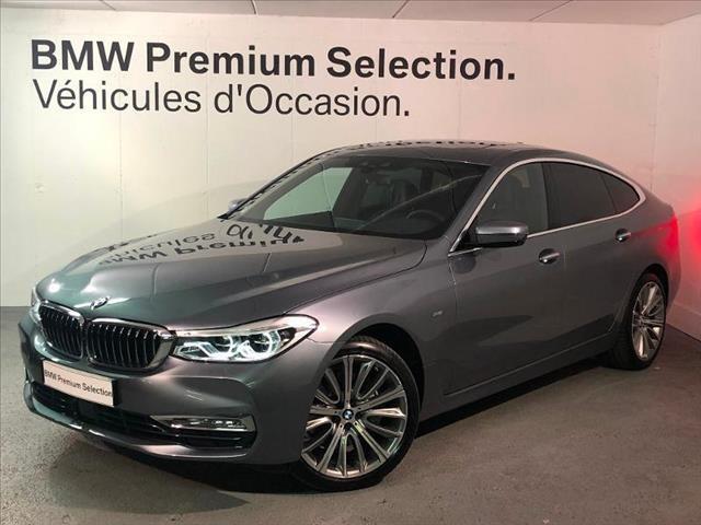 BMW SÉRIE 6 GRAN TURISMO 640D XDRIVE 320 LUXURY E6C