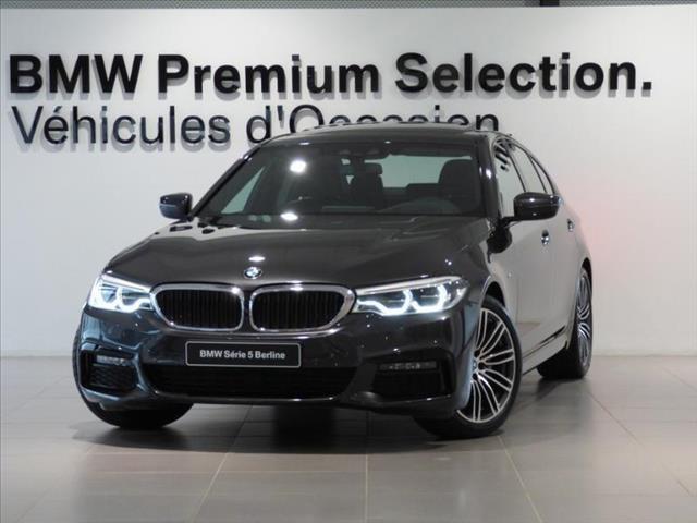 BMW SÉRIE DA 190 M SPORT STEPTRO E6D-T  Occasion