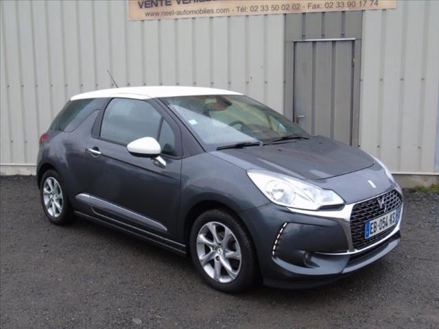 Ds Ds3 PURETECH 110CH SO CHIC  Occasion