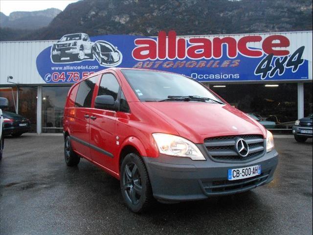 Mercedes-benz Vito 113 CDI BE COMBI COMPACT  Occasion