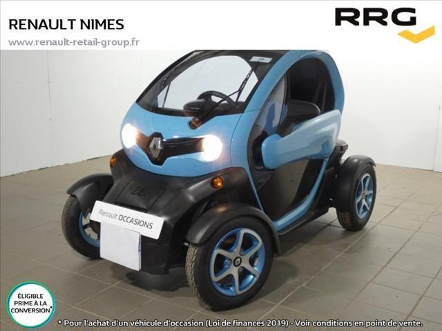 Renault Twizy INTENS BLEU  Occasion