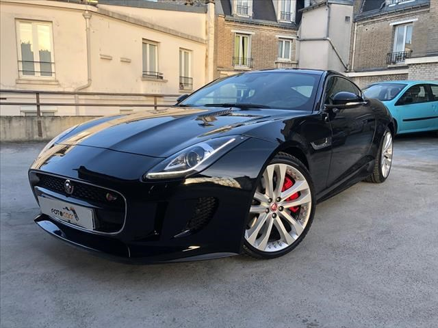 Jaguar F-TYPE COUPE 3.0 V S  Occasion
