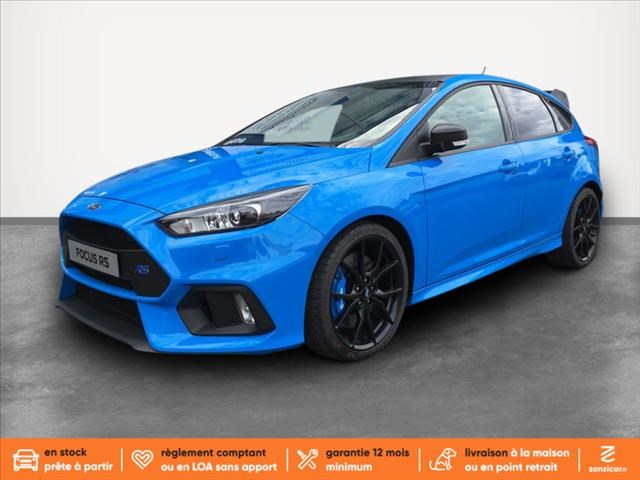 Ford Focus 2.3 EcoBoost 350ch Stop&Start RS Pack Performance