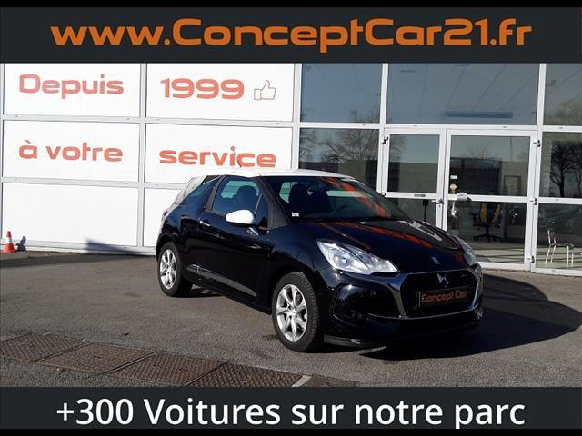 Ds Ds 3 PURETECH 110CH SO CHIC S&S +GPS  Occasion