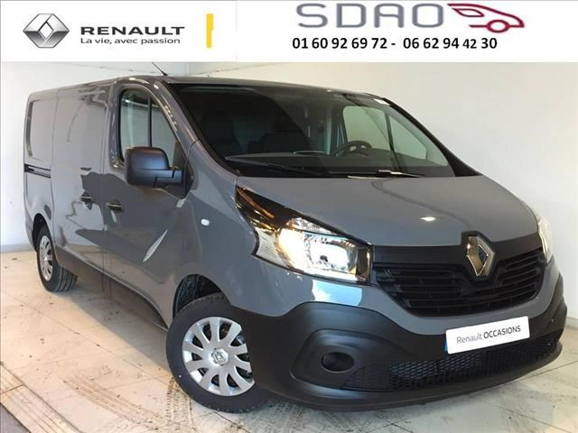 Renault Trafic fourgon TRAFIC FGN L1H KG DCI 125