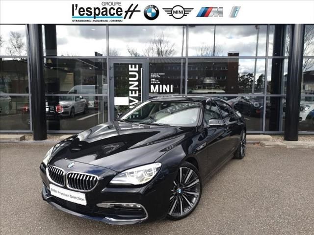 BMW 640 d 313 ch Gran Coupe  Occasion