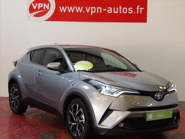 Toyota C-hr 122H GRAPHIC 2WD E-CVT + FULLED + GPS