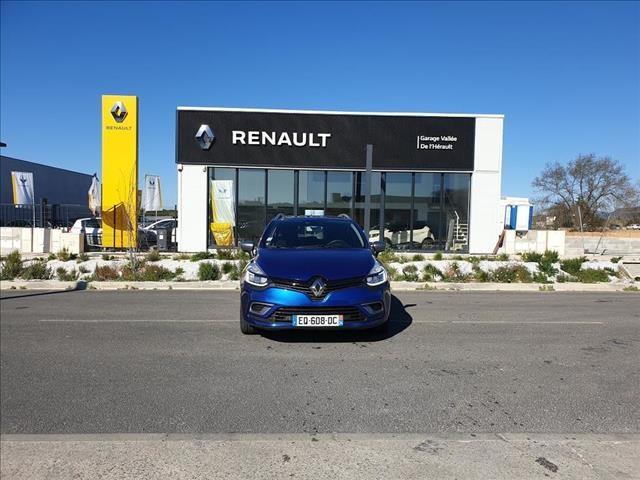 Renault Clio iv Clio Estate TCe 120 Energy EDC Intens