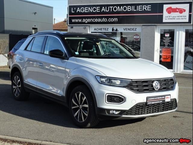 Volkswagen T-roc Lounge 1.5 TSI Evo 150 ch  Occasion