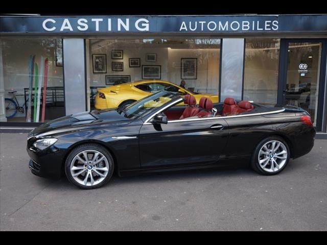 BMW 640 (F13) DA 313CH LUXE  Occasion