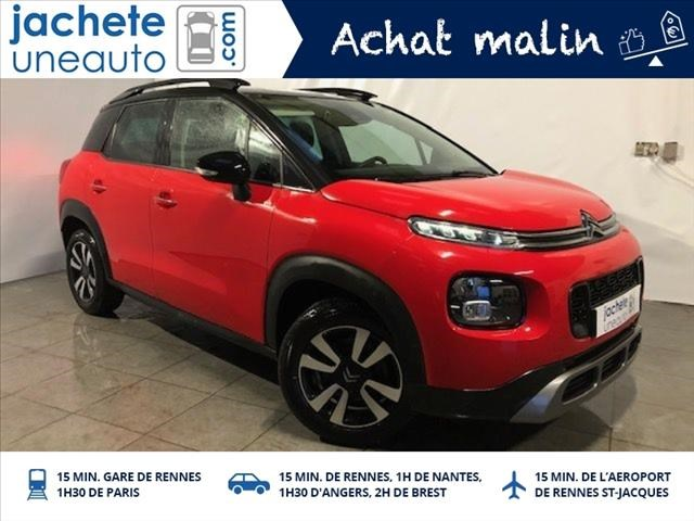 Citroen C3 aircross 110CH SHINE EAT6 PROMO  Occasion