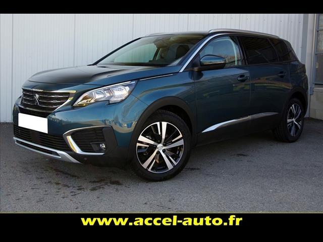 Peugeot  BLUEHDI 130 ALLURE 7PL  Occasion